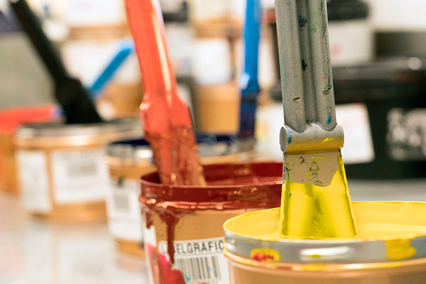 Empresa. Labelgrafic Etiquetas adhesivas y encolables